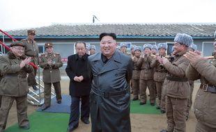 Kim Jong à la parade