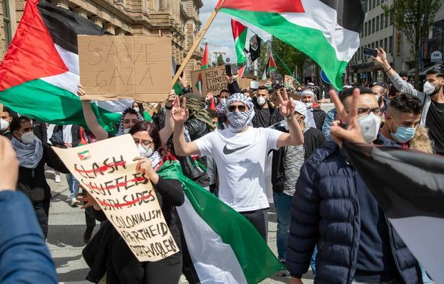 Conflit israélo-palestinien : Le tribunal administratif confirme l'interdiction de la manifestation pour la Palestine prévue samedi