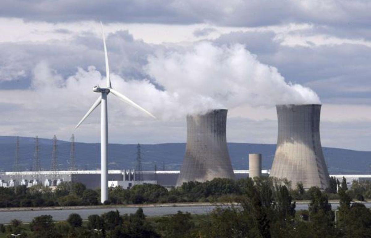 La centrale nucléaire de Tricastin, en septembre 2010. – Claude Paris/AP/SIPA
