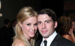 Julie Bowen et Scott Phillips le 1er juillet 2012 à Los Angeles