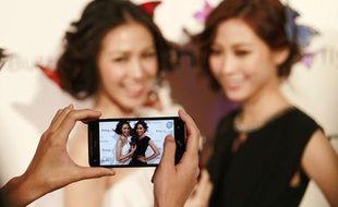 Les smartphones ébralent les industriels de la photo.