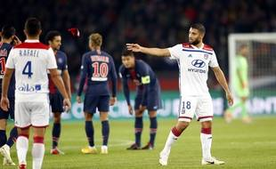 Le duel entre le PSG et Lyon au match aller