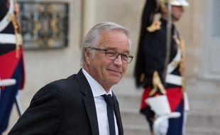 Le ministre du Travail, François Rebsamen 13/05/2015.Credit:ROMUALD MEIGNEUX/SIPA