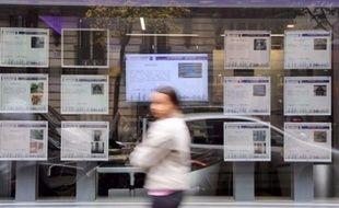 La demande de prêts, après s'être effondrée en fin d'année, est repartie fortement à la hausse, selon le courtier en ligne Meilleurtaux.com, qui met en avant la baisse continue des taux d'intérêt.