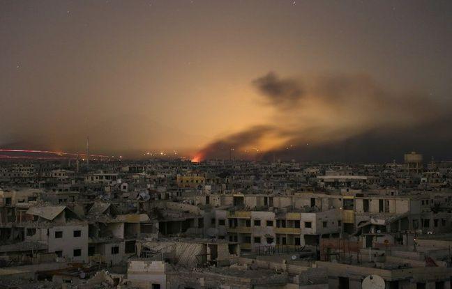 nouvel ordre mondial | La guerre en Syrie a fait plus de 350.000 morts en sept ans