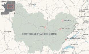 Les faits se sont produits aux Hôpitaux-Neufs, dans le Doubs, près de la frontière suisse.