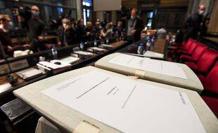 L'Union européenne a accusé mercredi AstraZeneca devant le tribunal de Bruxelles de violation flagrante du contrat d'achat de vaccins anti-Covid-19.