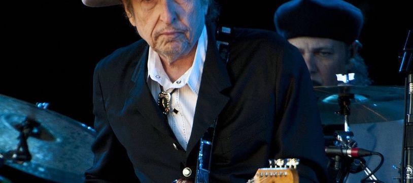 L'artiste Bob Dylan