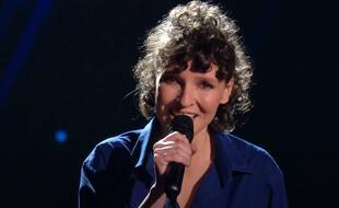 Anne Sila dans The Voice All Stars.