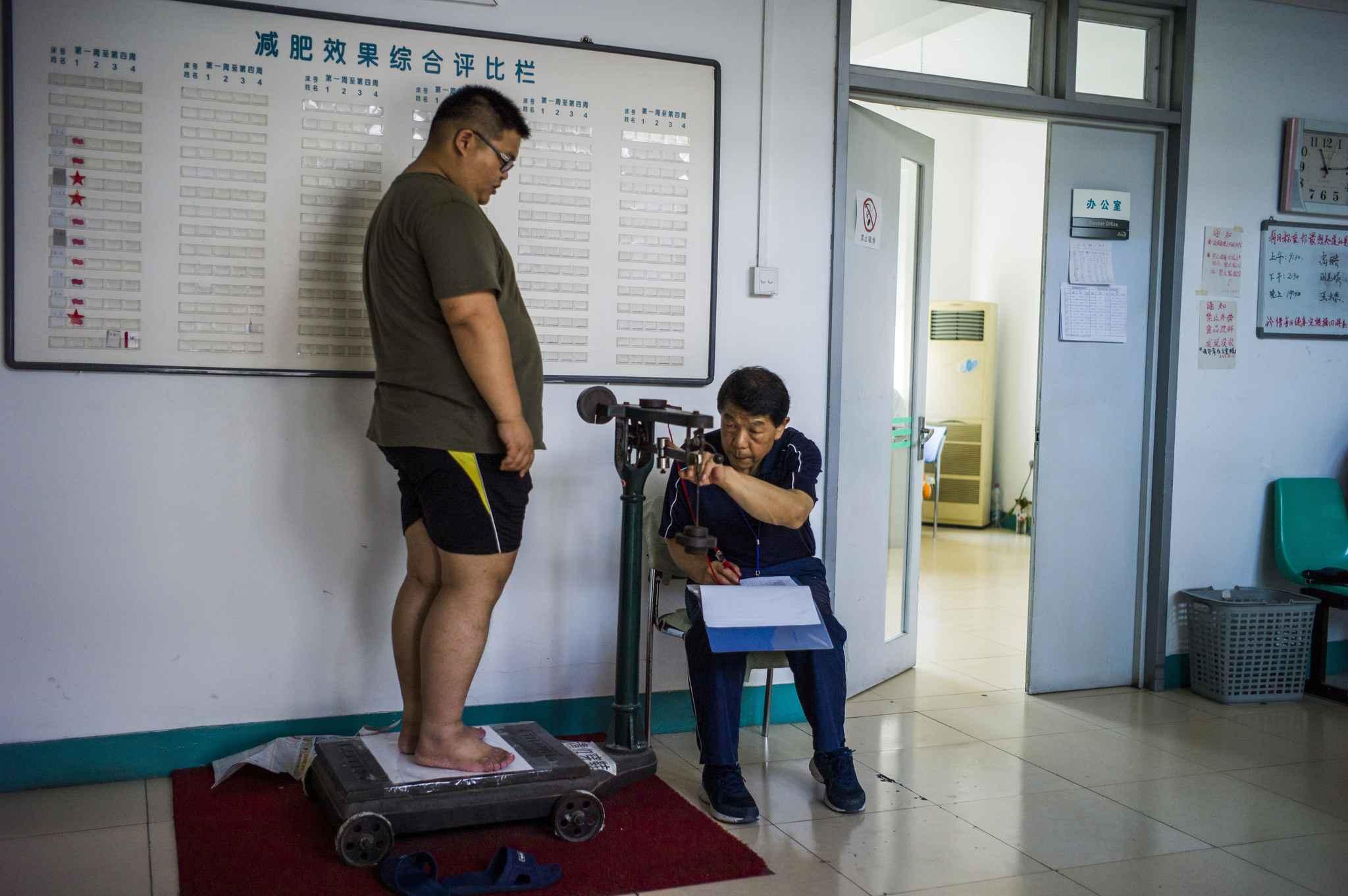 les chinois prennent de la hauteur et du poids selon une tude minist rielle. Black Bedroom Furniture Sets. Home Design Ideas