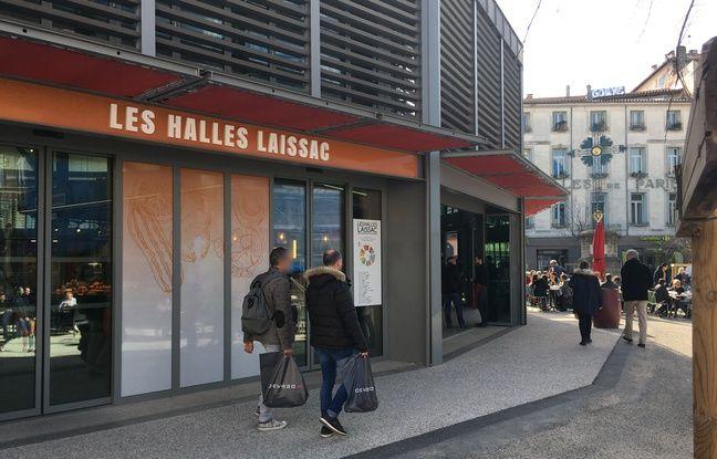 Les nouvelles halles Laissac, à Montpellier.