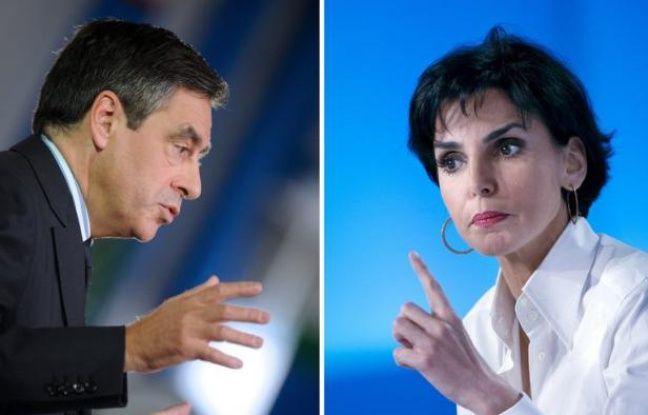 Rachida Dati (UMP), en guerre contre le Premier ministre qui convoite la même circonscription qu'elle à Paris, a retiré leurs délégations à deux de ses adjointes qui soutiennent publiquement François Fillon, au motif qu'elles se sont abstenues lors du vote du budget local.
