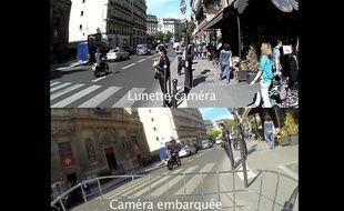 VIDEO. Paris  A vélo, rouler civique peut vous rapporter gros f5fe245505ea