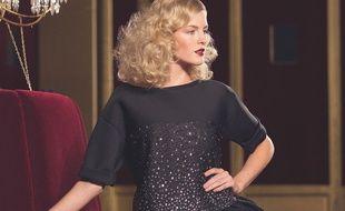 La seconde collection Morgan X Swarovski rend hommage à Marlene Dietrich.
