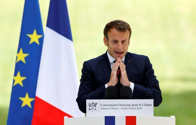 Convention citoyenne pour le climat: Quelles sont les annonces d'Emmanuel Macron?