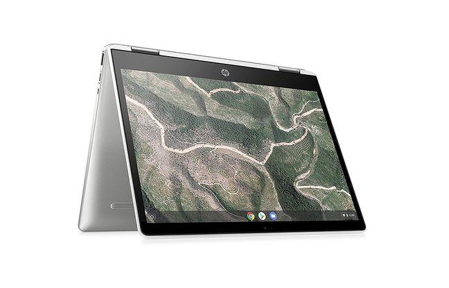 L'ultraportable convertible et polyvalent HP Chromebook x360.