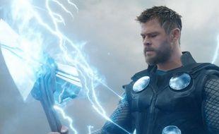 Extrait de la nouvelle bande-annonce d'«Avengers:Endgame» avec un Thor électrique