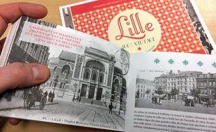 Le livre «Lille 100% Vintage».