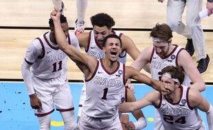 Jalen Suggs et Gonzaga ont réussi une fin de match de dingues en demi-finale du championnat NCAA.