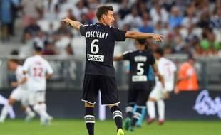 Laurent Koscielny dirige parfaitement sa défense depuis son arrivée aux Girondins.