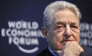 Le milliardaire américain George Soros est devenu un actionnaire du mythique club de football Manchester United, acquérant 7,85% des titres de l'équipe échangés à Wall Street.