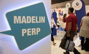 """Illustration pour le placement dans la loi """"Madelin PERP"""" pour la retraite."""