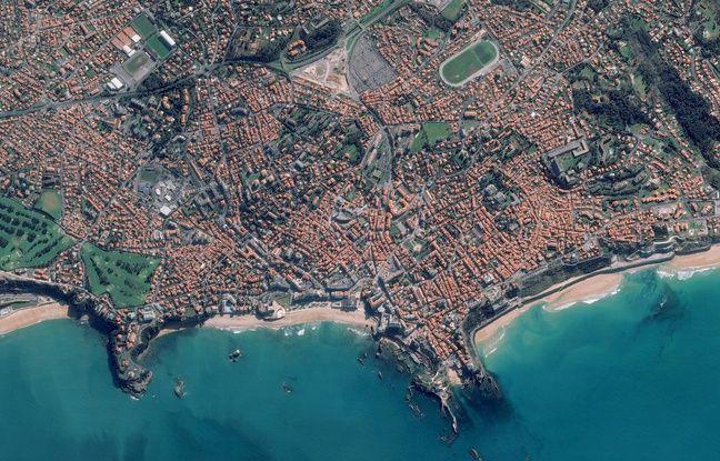 G7 à Biarritz: Recul de la côte, agriculture raisonnée... Comment les images satellites vont aider la Nouvelle-Aquitaine