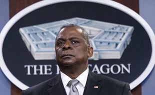 Le secrétaire américaine à la Défense, Lloyd Austin, le 18 février 2021.