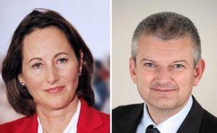 La présidente de la région Poitou-Charentes Ségolène Royal, arrivée dimanche en tête au premier tour des législatives à La Rochelle, est en position extrêmement difficile pour le 2e tour où elle devra affronter le dissident PS Olivier Falorni.