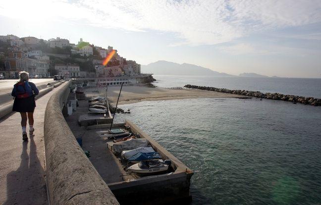 Marseille: Les Marseillais s'interrogent sur les fermetures de plage, la mairie veut des «bravos»