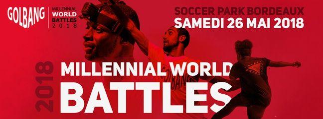 Le premier championnat du monde de Golbang se tiendra samedi à Bordeaux.