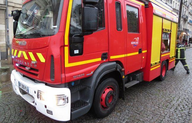 Nantes: Quatre blessés, dont deux enfants, dans une collision entre un tramway et une voiture