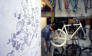L'atelier d'autoréparation de vélos La Petite Rennes va se saisir des anciens vélos électriques de Keolis.