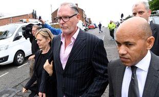 L'ancien footballeur Paul Gascoigne était accusé d'agression sexuelle.