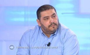 Redouane Ahrouch, chef et fondateur du parti politique belge Islam.