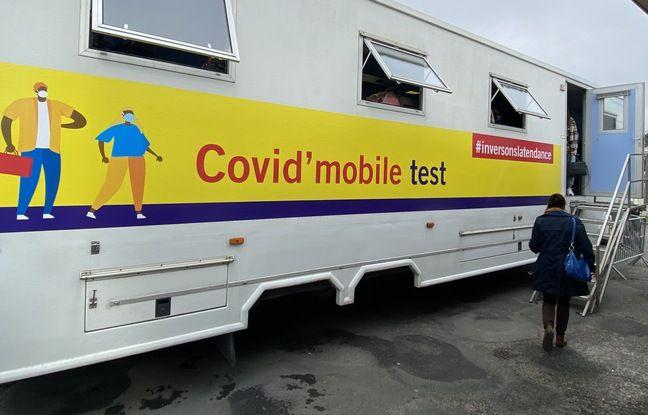 Le bus Covid'Mobile sillonnera les 28 communes de Bordeaux Métropole