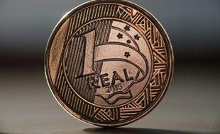 Le real brésilien a clôturé le 24 juillet 2015 à 3,34 pour un dollar, sa cotisation la plus basse depuis 12 ans