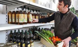 La société de livraison de produits frais, créée il y a six mois, est passée de 50 clients à ses débuts à 1000 aujourd'hui.