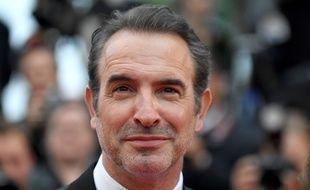 Jean Dujardin au festival de Cannes le 18 mai 2019