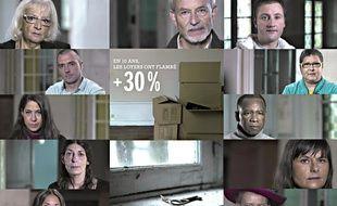 Le documentaire«Expulsions, la honte» de France 2.