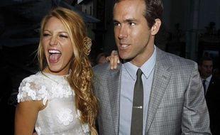 Ryan Reynolds et Blake Lively le 1er juin 2011