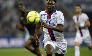 Mapou Yanga-Mbiwa a inscrit le premier doublé de sa carrière csamedi face à Monaco.