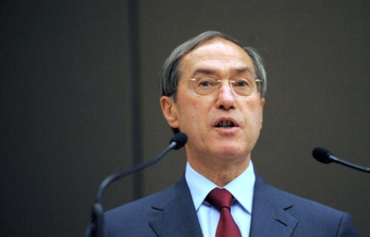 Claude Guéant à L'Assemblée nationale le 7 juillet 2011. – MARTIN BUREAU / AFP