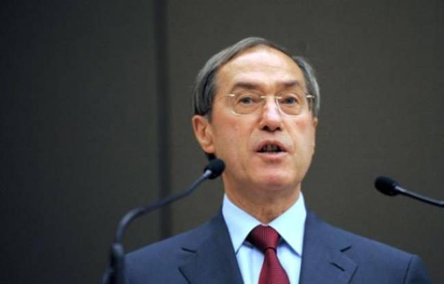Claude Guéant à L'Assemblée nationale le 7 juillet 2011.