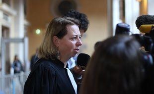 L'avocate Cécile de Oliveira défend les soeurs et la mère de Brigitte Troade