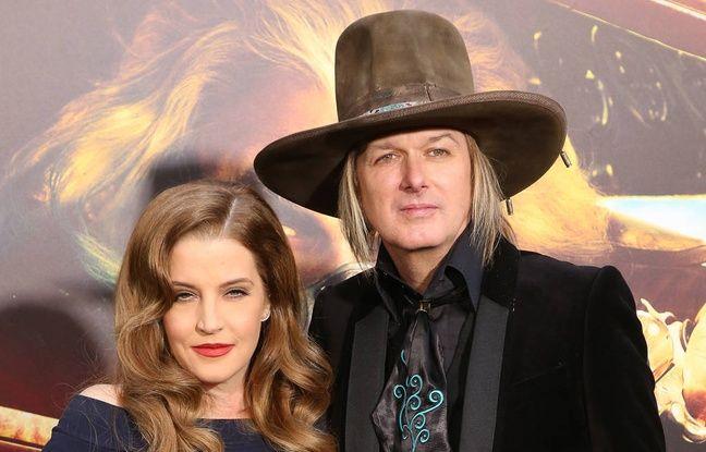 Lisa Marie Presley et Michael Lockwood