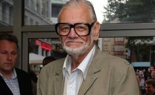 Le réalisateur George A. Romero
