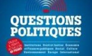 Questions politiques : enjeux & débats actuels en 60 fiches