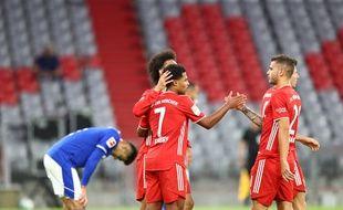 Serge Gnabry n'a pas pris le temps de niaiser en ouverture de la Bundesliga.