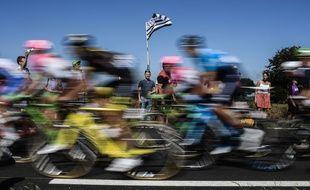 Le Tour de France sillonnera les routes bretonnes du 26 au 29 juin 2021.